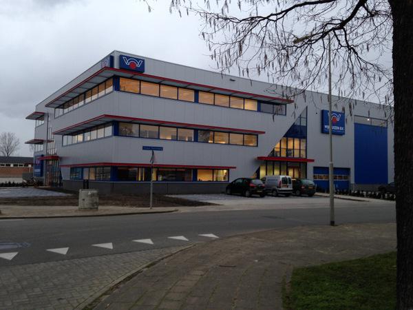 Lichtbak Wijlhuizen Arnhem